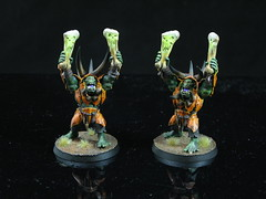 Orruk Warchanter (T Markham) Tags: ageofsigmar aos warhammer fantasy orks orcs gamesworkshop