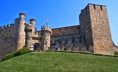 CASTILLO TEMPLARIO DE PONFERRADA LEON  6528  14-8-2016 (Jose Javier Martin Espartosa) Tags: castillotemplariodeponferrada ponferrada leon castillayleon espaa spain