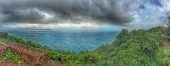 Amazing view from #agaudafort #incredibleindia #clouds #goa #history #fort #green #ocean #incredibleindia #rain #iphone6s #iphone #shotoniphone (karan667) Tags: shotoniphone agaudafort incredibleindia clouds goa history fort green ocean rain iphone6s iphone