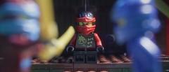 Character of a Ninja - Thumbnail 3 (rioforce) Tags: rioforce lego brickfilm ninja ninjago brickfilming legoninjago character kai jay zane cole lloyd nya wu lighting behindthescenes tutorial