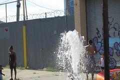 IMG_4377 (Mud Boy) Tags: nyc newyork brooklyn bushwick streetart graffiti summer hydrant firehydrant streetscene