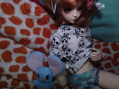 I'm sexy and I know it (Meteor-a) Tags: bjd msd time miro connor femboy decora style sexy magic ball jointed doll