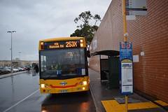 1282-Arndale-11_07_16 (Lt. Commander Data) Tags: 2016 july winter interchange suburban southaustralia adelaide shoppingcentre centro arndale 253x x 253 bus adelaidemetro cb60evoii customcoaches k230ub scania 1282