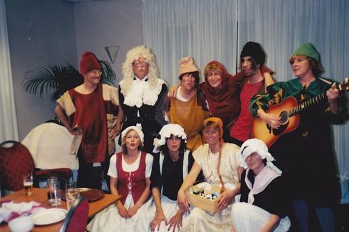 199605 Breughelliaanse avond Agnes personeel kl