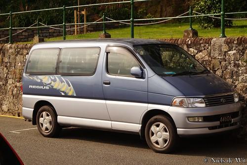 1995-2004 Toyota HiAce Regius