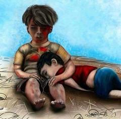 How many Children's ?! Will suffer or die. Seria Heartbroken Art, Drawing, Creativity Art EyeEm Gallery (abdulmalikadf) Tags: childrens seria heartbroken art drawing creativity eyeemgallery