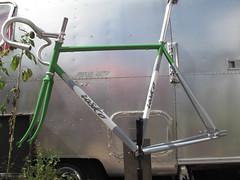 {camera clean} road single speed (ROSKO.CC) Tags: framebuilding framebuilder madeinnyc madeinbrooklyn madeinusa steel columbustubing tigwelding hand handbuilt light racing bicycle bicycleracing custom bike frame