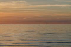 Soft sunset colours in resund (frankmh) Tags: evening sunset water sea seascape landscape hittarp skne sweden resund outdoor sky