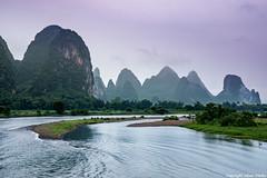 Yangsuo (cvielba) Tags: china crucero guilin lijiang montaa rio