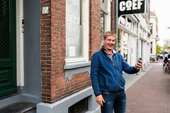 ND5_6452_Lr-edit (Alex-de-Haas) Tags: coef gelderland nederland netherlands nijmegen nimwege noviomagus sander city dude guy iphone jongen man mobieltje mobilephone stad town