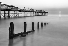 Teignmouth Pier (Brian-Leach) Tags: teignmouth devon long exposure groynes