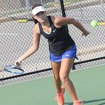 LHS Tennis, Varsity Women, v Yrmo, 9-8-2016