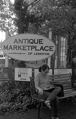 Antique Marketplace (je245) Tags: leicam6 leicasummicron35mmf20i kodak px125 diafine