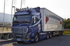 """Volvo FH IV """" Nr-trans """" (N) (magicv8m) Tags: tir trans transport lkw"""
