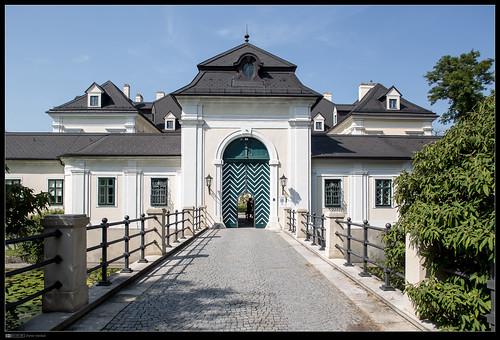 OHW16: Wasserschloss Laudon #1