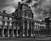 Musée du Louvre (Armin Hage) Tags: paris france winter architecture louvre museedulouvre