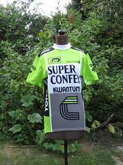 YOKO  Super Confex (akimbo71) Tags: maglia maillot jersey fahrradtrikot cycling cyclisme proteam equipe