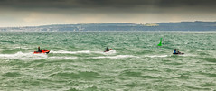 Torquay Jet Ski (trevorhicks) Tags: jet ski water waves sea