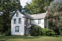 Derelict House, Ellendale, Delaware (adamkmyers) Tags: oncewashome