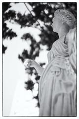 Rememberirng Olympus (lucas2068) Tags: jardines monforte garden monfort valencia espaa spain statue estatua sculpture escultura goddess diosa stone piedra