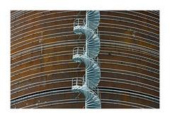 Kraftwerk (K.Rahn) Tags: architektur ausentreppe bau bebauung brandschutz fassade feuertreppe feuerverzinkt gitter metall stahlbau stahltreppe treppe treppengelnder treppenstufen wendeltreppe industrie raffinerie rhren stahl tank turm baustelle bauen blech metallbau schlosserei verzinkt arbeiter gerst haken sicherheitsgurt arbeit drausen eisen gefahr konstruktion krne unterkonstruktion strukturen sttze sule trapezblech wellblech backgrounds fabrik krahn rost klettern kraftwerk fotorahmen