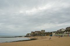 20160925-IMGP8071 (fleetingphotons) Tags: pentaxk1 sigma35mmf14art broadstairskent vikingbay beach