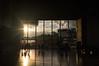 Illusion (丹尼爾是丹丹) Tags: illusion taiwan taipei fine are museum arto museo sunset ceiling windows 台灣 台北 美術館 台北市立美術館 北美館 落地窗 夕陽 剪影