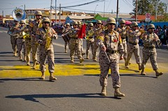 Banda de la I Divisin de Ejrcito - First Chilean Army division band (Victorddt) Tags: banda idivisindeejrcito ejrcito chile antofagasta mejillones nikond7000 fiestaspatrias topazadjust