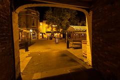 Brigg at Night (6 of 9) (johnlinford) Tags: brigg bulb canon canonefs1022 canoneos7d highstreet lights longexposure market markettown night nighttime street town village