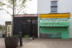 Bit Bi Bit (SReed99342) Tags: london uk england peckham bitbibit shop hairdressers barber
