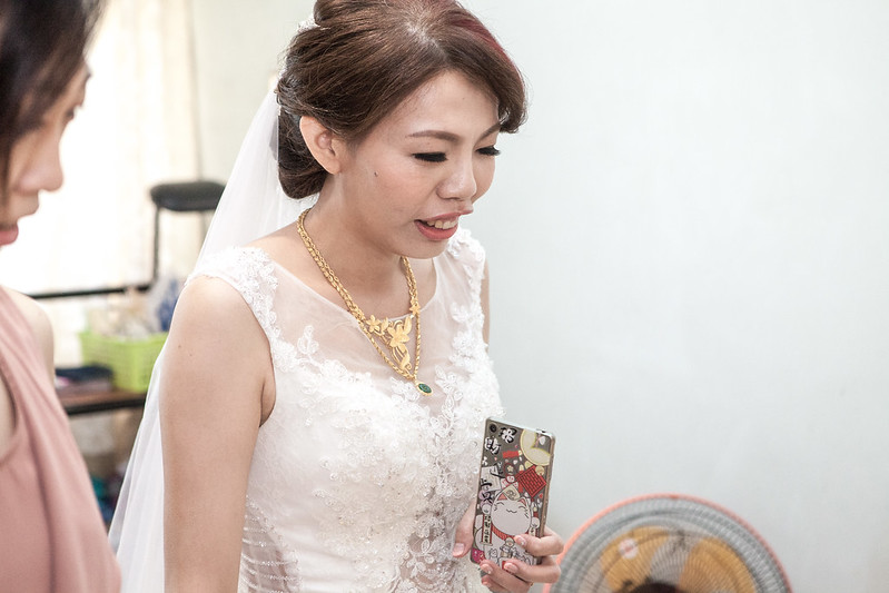孟峰&梵齡 婚禮紀實-40