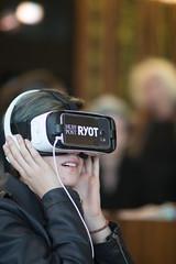 bc_VRbryn_brieedellarocca-4 (Bennington College) Tags: benningtoncollege alumnifamilyweekend virtual reality virtualreality ryot