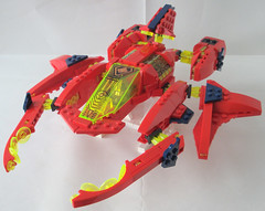 VVenom - Title (.Jake) Tags: lego space alien vic spaceship viper vv vicviper novvember