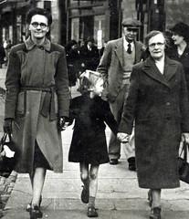 Image titled Cathie Irvine, 1940s