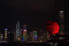 Aqua Luna (evaxebra) Tags: china city vacation night skyscraper stars hongkong lights harbor boat junk asia view harbour victoria hong kong avenue 2012 avenueofthestars evaxebra