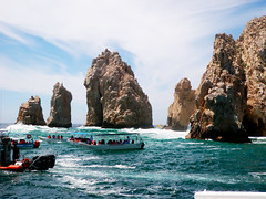 Arch - Cabo San Lucas, Mexico (The Web Ninja) Tags: world ocean travel travelling tourism water canon mexico photography eos photo cabo photographer explorer tourist adventure explore destination cabosanlucas explored t2i canonrebelt2i ashphotography ashleiggh