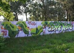 JHB_9667 (markstravelphotos) Tags: southafrica graffiti drake johannesburg boksburg beva