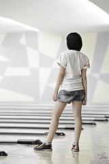 The Tsundere (Tira Arafa) Tags: bowling tsundere dhike jkt48