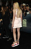 Elle Fanning at the premiere of 'The Twilight Saga: Breaking Dawn - Part 2' at Nokia Theatre L.A. Live. Los Angeles, California