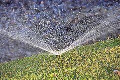 Sprinkler (RobW_) Tags: november lawn greece sprinkler tuesday zakynthos 2012 tsilivi nov2012 13nov2012