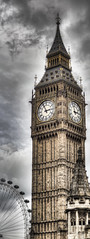 Elizabeth Tower, London (IFM Photographic) Tags: london westminster millenniumwheel canon londoneye bigben clocktower ferriswheel 70300mm tamron hdr palaceofwestminster davidmarks ststephenstower britishairwayslondoneye jubileegardens charlesbarry cityofwestminster tamron70300mm elizabethtower augustuswelbynorthmorepugin 450d tamron70300mmf456dildmacro malcolmcook marksparrowhawk stevenchilton nicbailey frankanatole untitledpanorama1 merlinentertainmentslondoneye josvolloslo