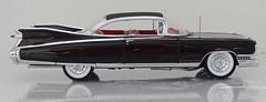 1959 Cadillac Eldorado Seville Hardtop (JCarnutz) Tags: seville cadillac 1959 diecast 124scale danburymint