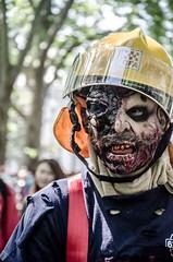 CFA zombie (camerainhand3) Tags: portrait nikon zombie melbourne gore horror undead zombies zombiewalk melbournezombieshuffle zombieshuffle nikond700 d7000