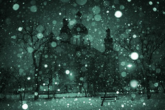 Holy Trinity Church (bryanscott) Tags: winter snow building architecture winnipeg manitoba blizzard snowpocalypse smowmageddon