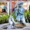 Fontaine (didier95) Tags: sculpture usa solvang fontaine californie sculpturefeminine