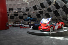 National Corvette Museum, Bowling Green KY (Tourismguy) Tags: nationalcorvettemuseum bowlinggreenky