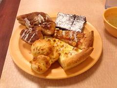 Dessert (Morton Fox) Tags: food de cicis buffet newark