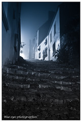 Où est l'Ankou-where is l'Ankou ? (Ronan Follic) Tags: france canon brittany europe bretagne breizh 7d pont croix finistere poselongue pennarbed cornouaille capsizun pointedebretagne follic blueeyesphotography