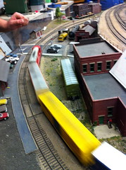 MIT TMRC (Tech Model Railroad Club) open house. 17 Nov 2012 (Chris Devers) Tags: railroad train modeltrain mit ho scalemodel hotrain tmrc massachusettsinstituteoftechnology techmodelrailroadclub exif:exposure=0067sec115 exif:iso_speed=160 exif:focal_length=39mm exif:aperture=f28 camera:make=apple exif:flash=offdidnotfire camera:model=iphone4 exif:orientation=horizontalnormal exif:filename=dscjpg meta:exif=1357693206