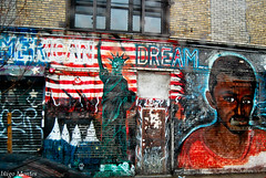 The Bronx American dream (Inigo Montes .) Tags: new york nyc usa america kill bronx united dream horror states nigthmare